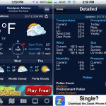 WeatherBug For iPhone Has A Sleek New Look And Some Great New Features