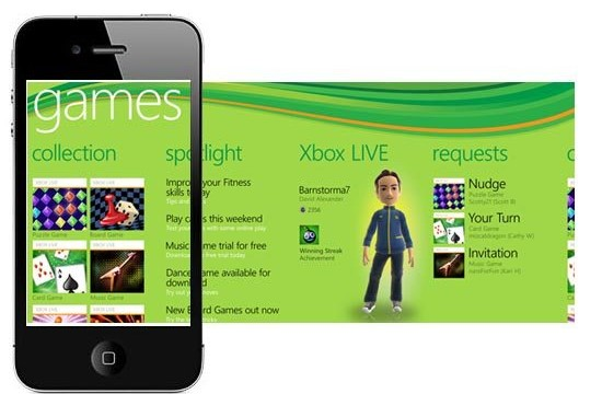 Microsoft Set To Bring WP7's Xbox Live Integration To Competing Mobile Platforms