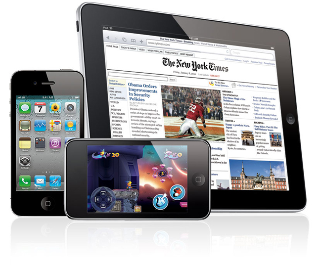 With In-House Chips Running Its iDevice Lineup, Apple Approaches Another Industry Milestone