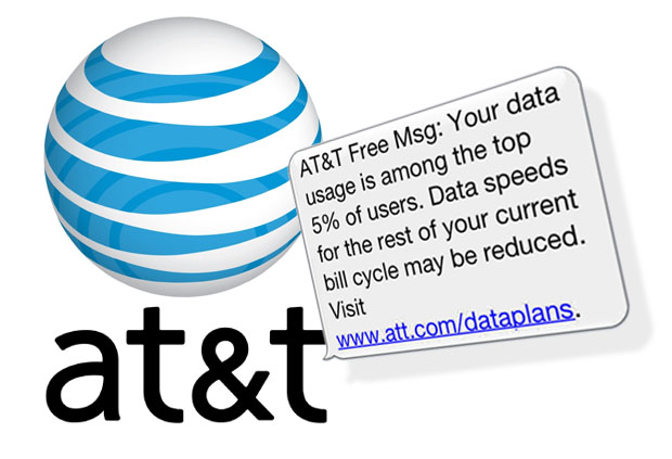 AT&T Rethinks Its Data Throttling Plan And We're Still Not Amused