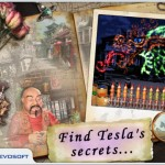 Hidden Object Game Uncovers Nikola Tesla's Great Secret