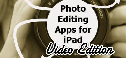 AppAdvice Daily: Photo Editing On Your iPad