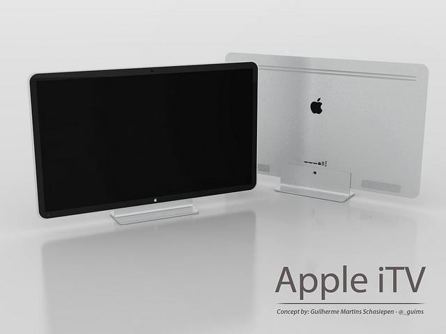 FFS FTW: Newest Apple Patent Reinforces 'iTV' Rumors