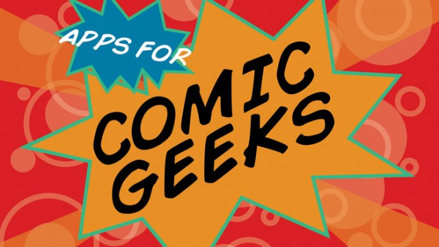 New AppList: Apps For Comic Geeks