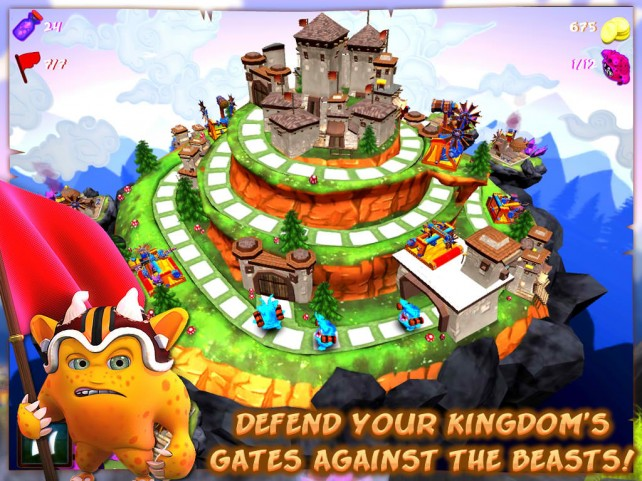 Beat The Beast HD Offers 360-Degree Twist On Tower Defense Gameplay