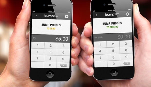 Bump Pay Arrives For iPhone