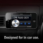 In-Car Audio Playback Just Got A Whole Lot Better, With Car Audio Deck