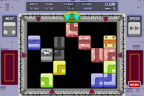 Pipe Dream And Tetris Plus Merge In Newest Retro-Inspired iOS Puzzle Game