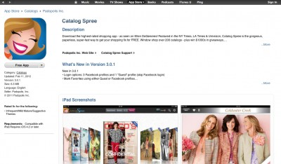 Does The Appearance Of A New Category In The App Store Have Anything To Do With The New iPad?