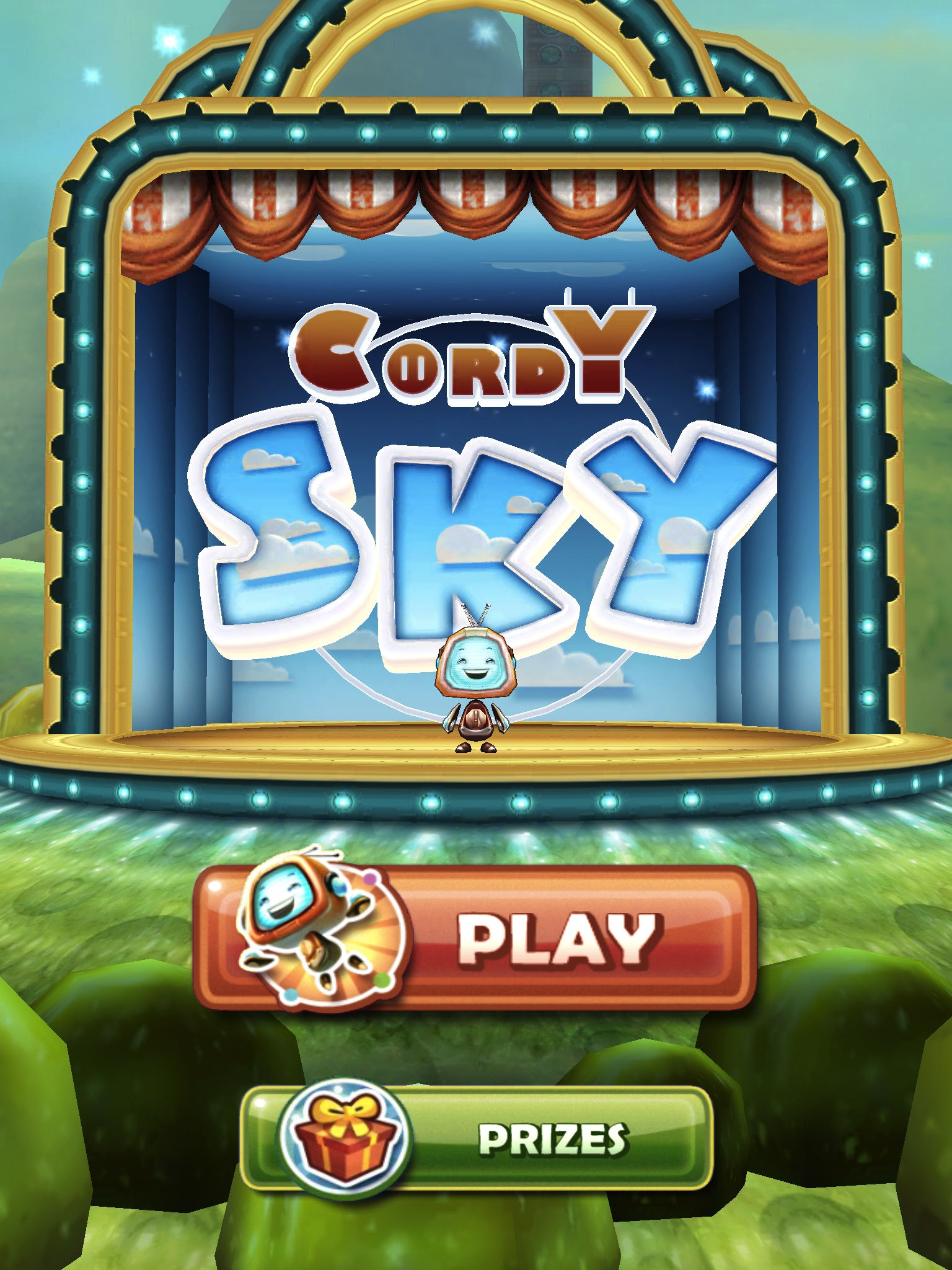 The Sky Is The Limit For The 2.5-D Platforms Of Cordy Sky