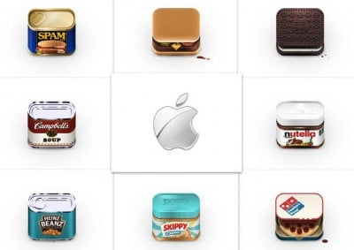 Let's Play The Hunger Games: Take A Look At These App Icons And See If You Don't Get Hungry