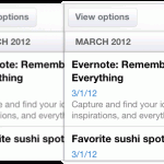 Evernote Takes Note Of The New iPad's Retina Display In Latest Update