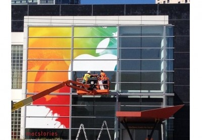 Apple Now Preparing Yerba Buena Center For Its iPad 3 Special Event