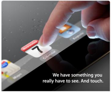 Let's Talk iPad Names - iPad 3, iPad 2S Or iPad HD?