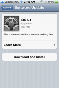 Has iOS 5.1 Fixed Battery Life Issues? Some Say Yes, Some Say No