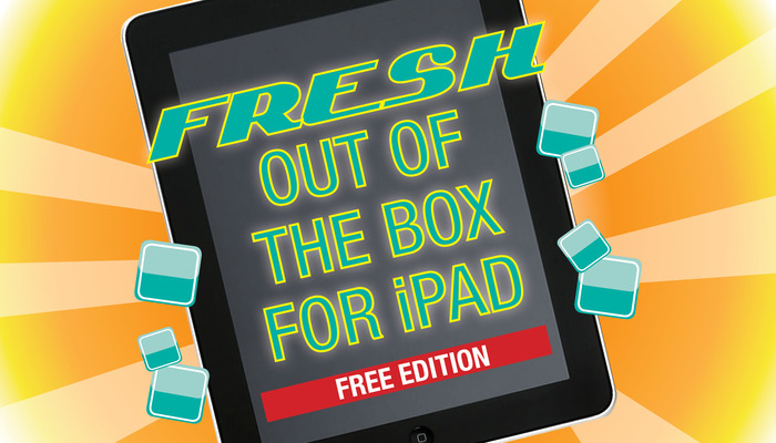 AppList Updated: Fresh Out Of The Box For iPad - Free Edition