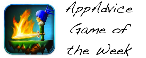 AppAdvice Game Of The Week For March 29, 2012