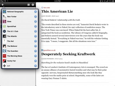 With Longform, You'll Always Have Something To Read