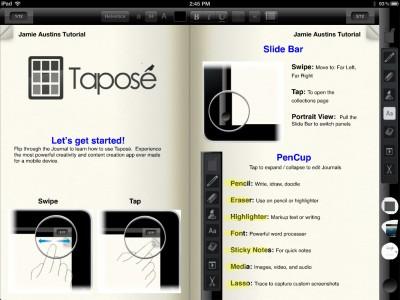 Taposé Is A Good Concept That Lacks Polish