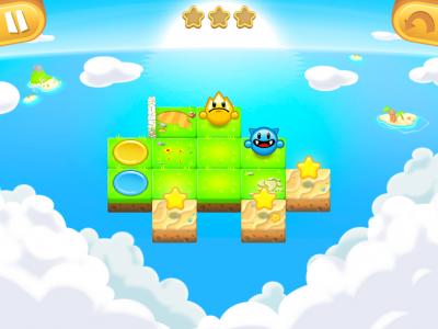 Chillingo Releases Puzzle Game TwinGo!