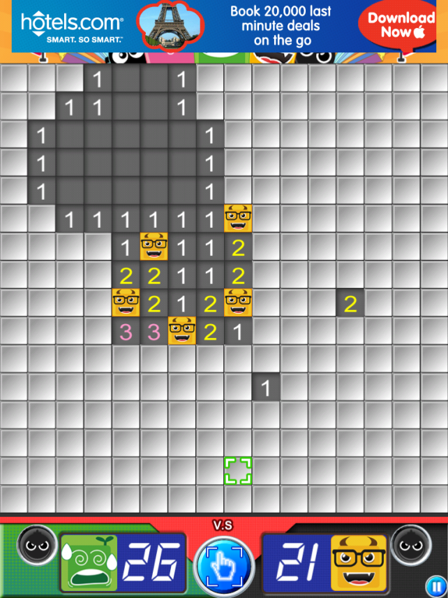 Blast From The Past Returns In Battle Minesweeper