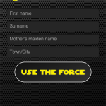 Quirky App Of The Day: Jedi Name