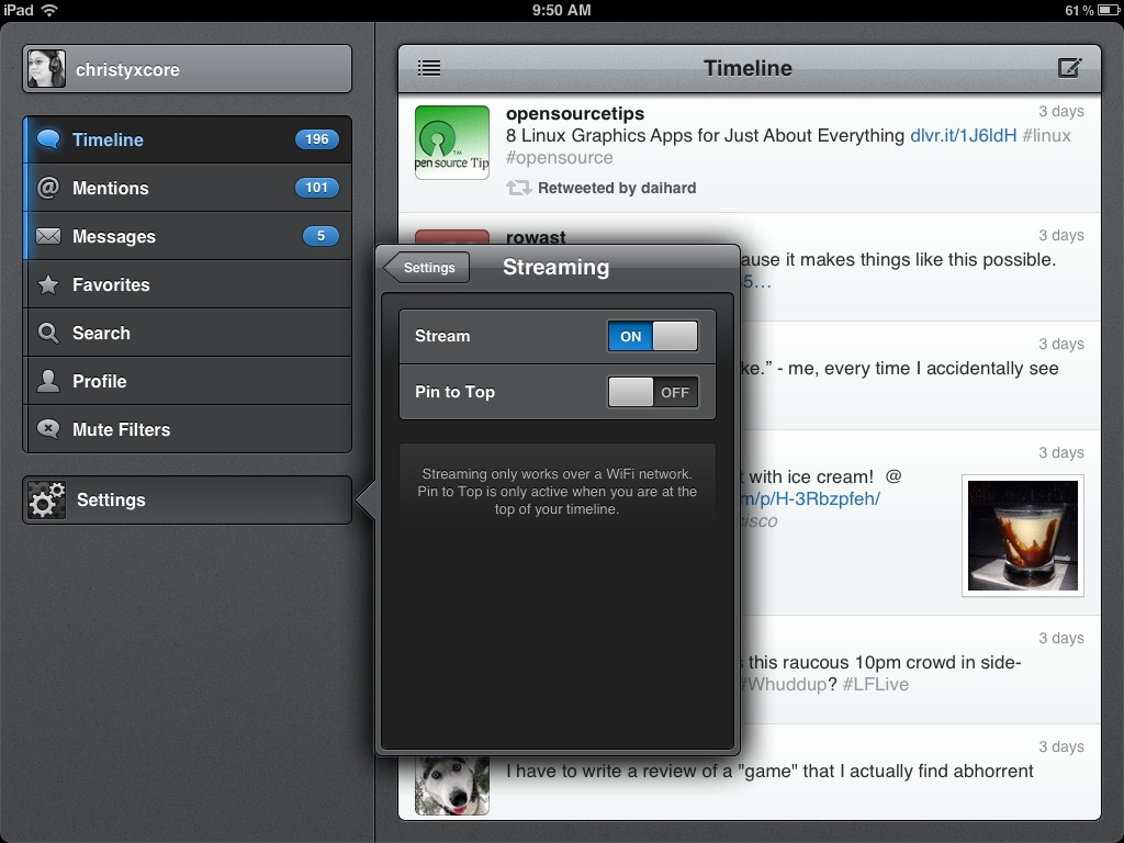 Tweetbot For iPad Gets A Major Update With New Graphics And Features