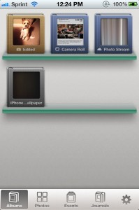 iPhoto by Apple screenshot