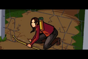 Hunger Games: Girl on Fire by Lions Gate Films Inc. screenshot