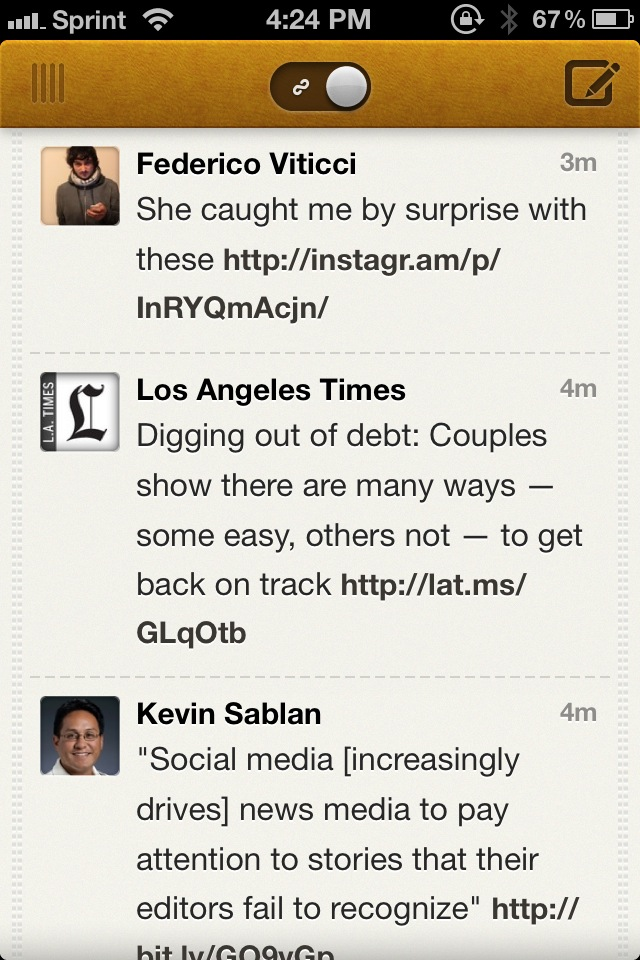 Chirps Is A Great Way To Read Link-Heavy Twitter Timelines