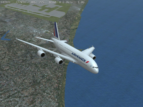 To Infinity And Beyond: New iOS Flight Simulator Takes Off