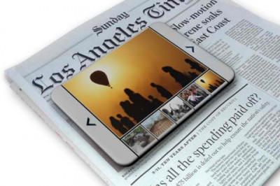 Augmented Reality Coming To Los Angeles' Foremost Chronicler Of Daily Reality