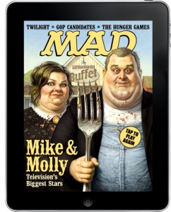 Mad Magazine For iPad To Be Unleashed On April Fools' Day