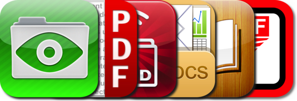 AppGuide Updated: PDF Readers For iPad