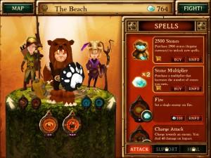 Kids vs Goblins by Crescent Moon Games screenshot