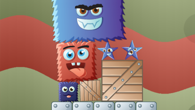 Monster Stacking Entertains Everyone