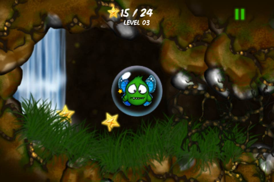 Join A Toothy Little Sprite On A Quest To Rescue His Friends In Harry The Fairy
