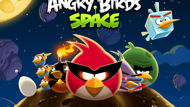 Blast Off Into Fun With Angry Birds Space