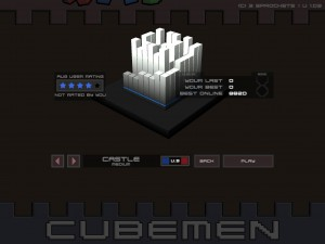 Cubemen by 3 Sprockets screenshot