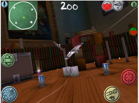 Take To The Skies To Take Down Your Opponents In Air Wings