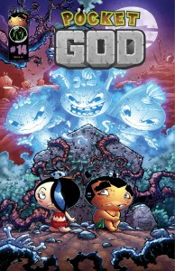 New Issue Of Pocket God Comics Promises Monsters, Murder And Mayhem