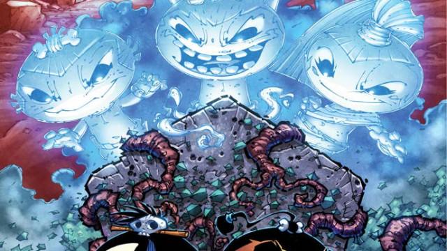 New Issue Of Pocket God Comics Promises Monsters, Murder And Mayhem