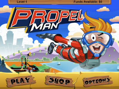 Propel Man Set To Catapult Itself To The Top Of The Game Charts?