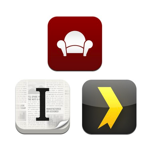 It's The Battle Of The Read It Later Apps! Read It Later vs. Instapaper vs. Readability