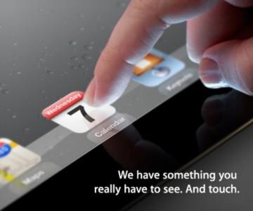 The iPad 4G?