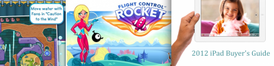 AppAdvice Daily: Flight Control Rocket, Where's My Water? Update, And iPad Buyers Guide