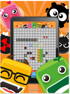 Battle Minesweeper by CiRE software screenshot