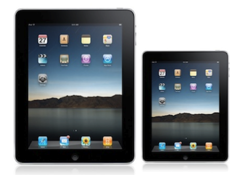 Apple Has 163 Reasons To Release Fabled 'iPad mini'
