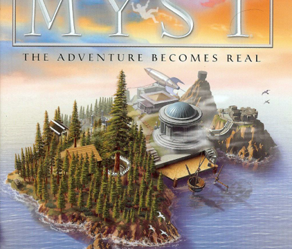 realMyst Coming To iOS, Replaces Static Images With Natural Motion