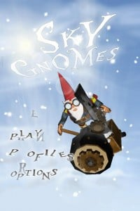 Watch The Skies, Sky Gnomes Are Inbound!
